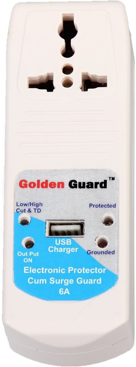 View GOLDEN GUARD GG-101 Power Guard(White) Home Appliances Price Online(Golden Guard)