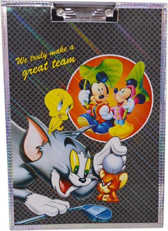 Saamarth Impex Disney Team SI-5413 Examination Pads(Set of 1, Grey)