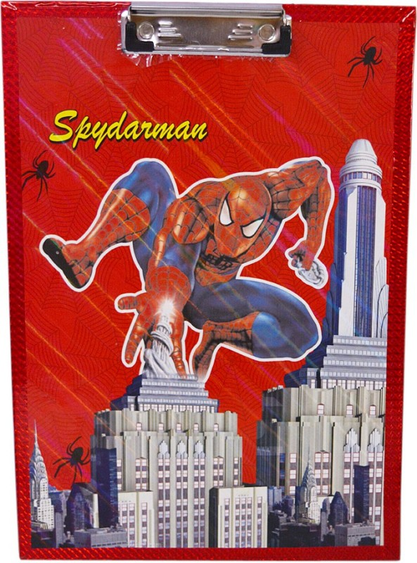 Saamarth Impex Spiderman SI-5418 Examination Pads(Set of 1, Red)