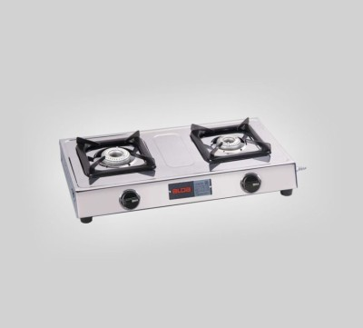 Glen CTA120AL Stainless Steel Manual Gas Stove(2 Burners)
