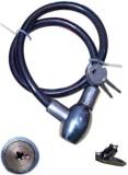 KOJO Iron Key Lock For Helmet