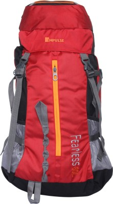 Impulse Fearless Rucksack - 60 L(Red)