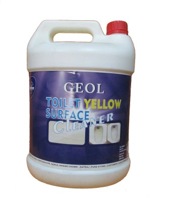 GEOL Yellow Surface Toilet Cleaner(5 L)