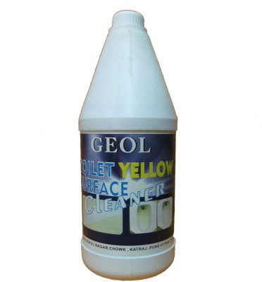 GEOL Yellow Surface Toilet Cleaner(1 L)