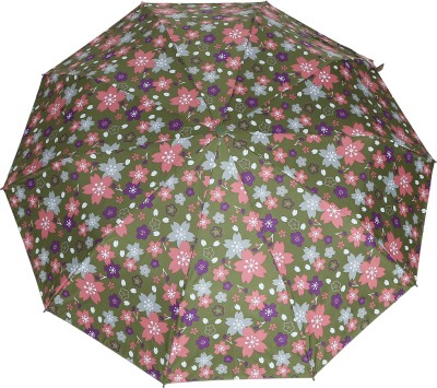 Asera Foldable Umbrella(Green)