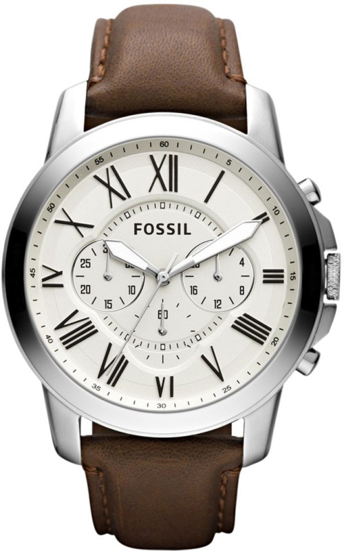 Fossil FS4735 GRANT Analog Watch - For Men