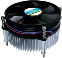 Zebronics Cpu Cooling Fan Socket 775 Cooler(Black)