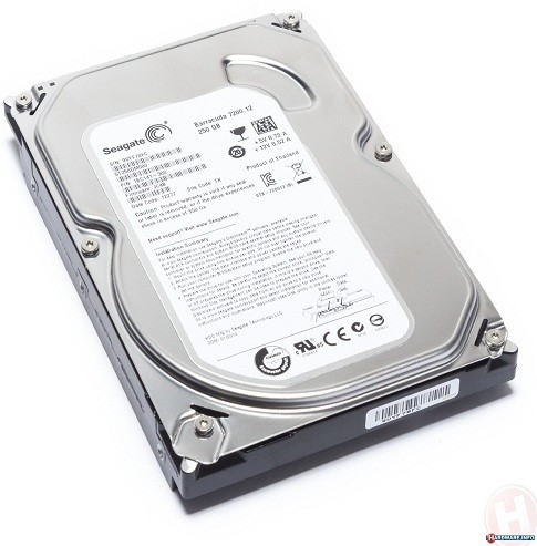 View seagate barracuda 320 GB Desktop Internal Hard Disk Drive (st3320418as) Price Online(Seagate)