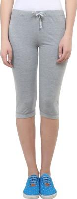 Vimal Solid Women's Grey Track Pants at flipkart