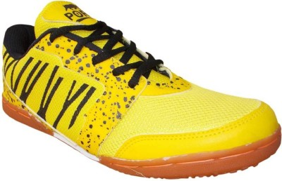 Port SkyFall Badminton Shoes(Yellow)