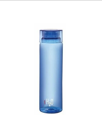 Cello h2o unbreakable bottle 1ltr, blue 1000 ml Bottle(Pack of 1, Blue)