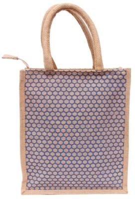 Seahawks Hand-held Bag(Brown, Blue)