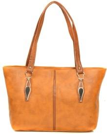 Rehan's Shoulder Bag(Yellow, Brown)