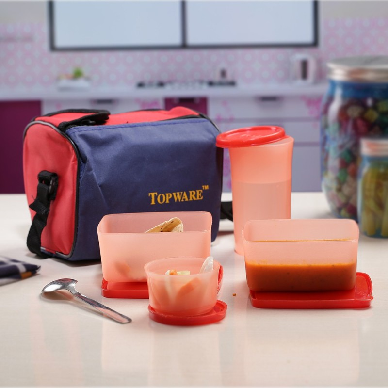 Topware TP05 4 Containers Lunch Box(1000 ml)