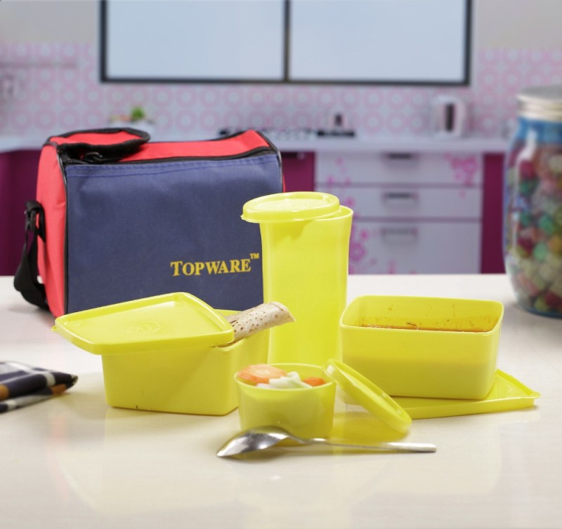 Topware TOPSBR 4 Containers Lunch Box(1000 ml)