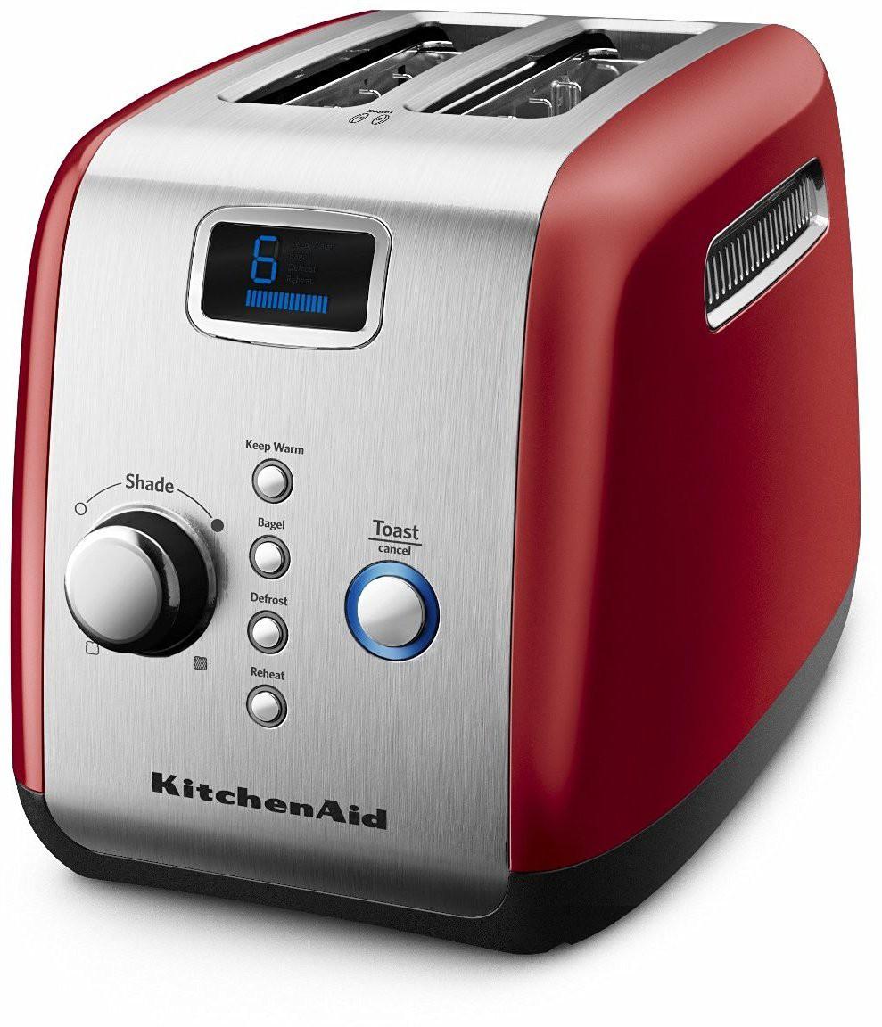 Kitchen Aid 5KMT223GER 1100 W Pop Up Toaster(Empire Red)
