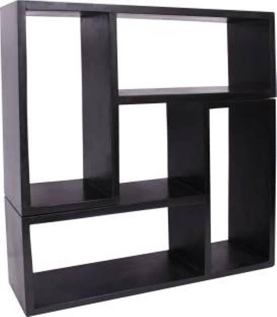 View SRLC W 17 MDF Wall Shelf(Number of Shelves - 3, Multicolor) Furniture (SRLC)