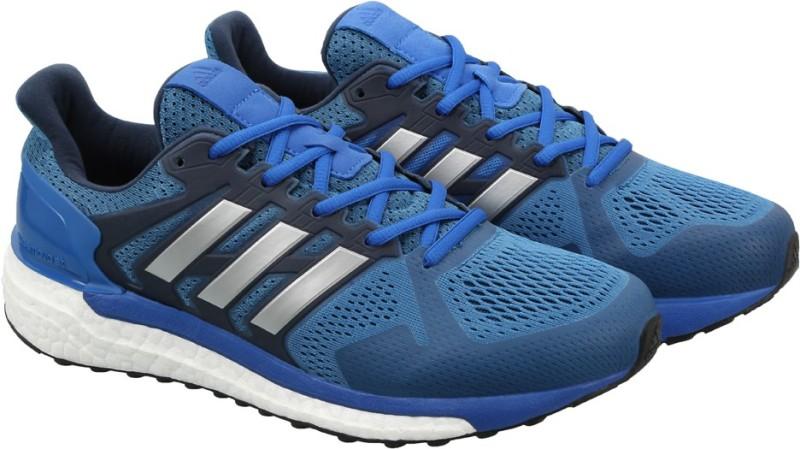 Adidas SUPERNOVA ST M Running Shoes(Blue)