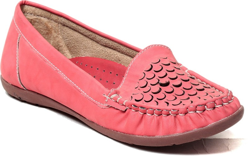 MSC Loafers(Pink)