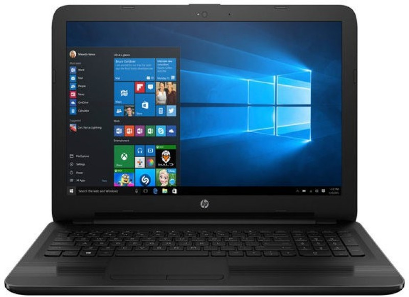 HP 15-ba044AU Notebook 15-ba044AU AMD APU Quad Core A6 4 GB RAM DOS