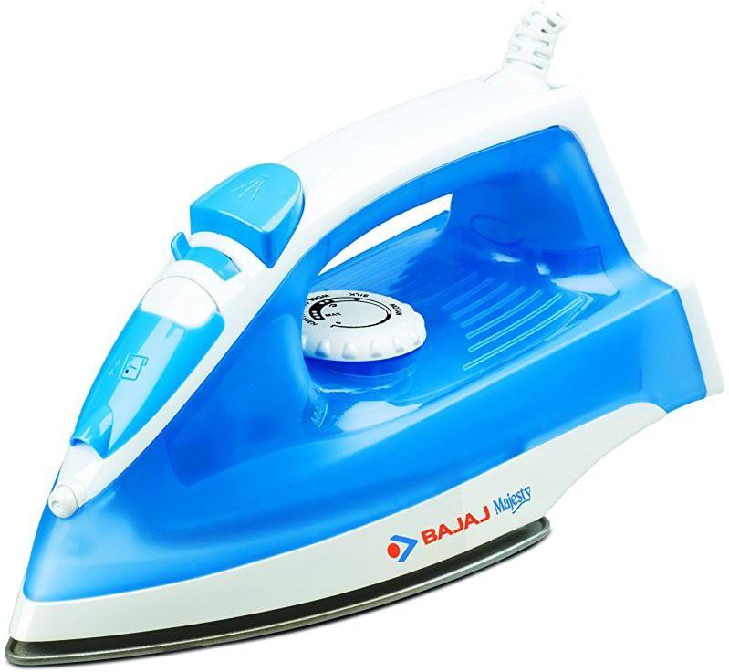 Bajaj Majesty MX4 Steam Iron(Blue White)