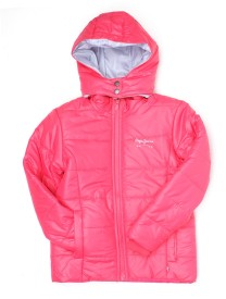 Pepe Jeans Full Sleeve Solid Girls Jacket