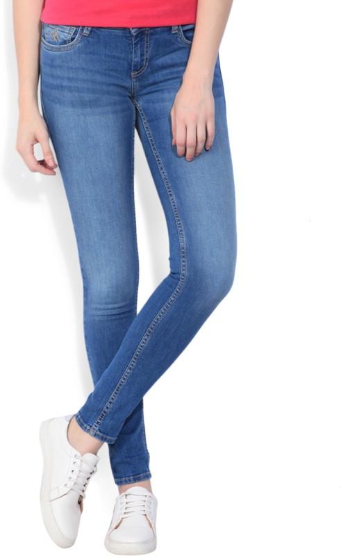 Flying Machine Skinny fit Women's Jeans