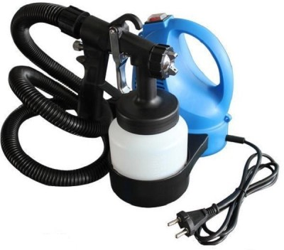 VibeX HVLP PAINT GUN ELECTRIC HAND HELD SYSTEM Heavy Duty-Type-009 Airless Sprayer(Multicolor)