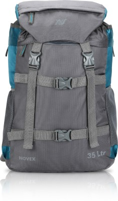 Novex Hype Rucksack - 35 L(Grey)