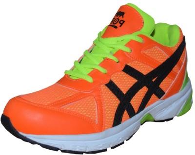 PORT Fulezap Cricket Shoes(Orange)