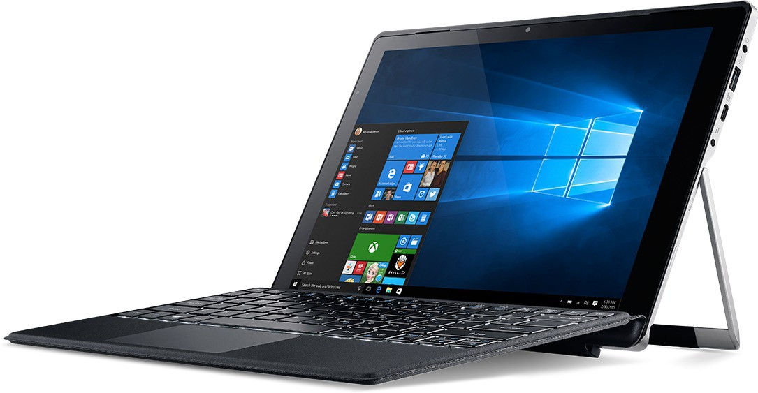 Acer Switch Core i5 6th Gen - (4 GB/256 GB SSD/Windows 10 Home) SA5-271 2 in 1 Laptop(12 inch, SIlver, 1.25 kg) (Acer) Tamil Nadu Buy Online