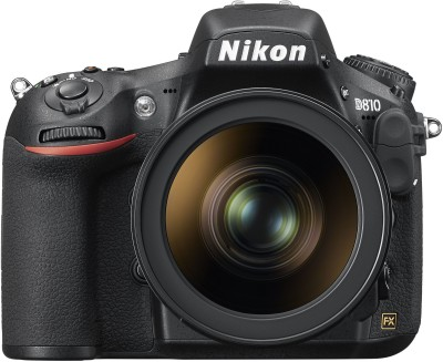 Nikon D 810 DSLR Camera with 24-120mm VR Lens(Black)