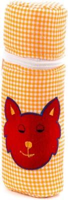 KIDZVILLA Baby Bottle Cover(Yellow)