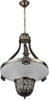 LeArc Antique Brass Finish Pendent Pendants Ceiling Lamp
