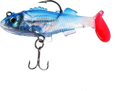 Futaba Paillette Fishing Soft Bait Fishing Lure(Pack of 1 Size 5)