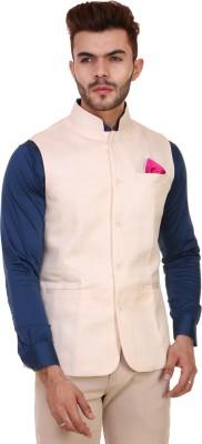 Skoosh Sleeveless Solid Mens Jacket