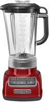 Kitchen Aid 5KSB1585DER 615 W Mixer Grinder(Empire Red, 1 Jar)