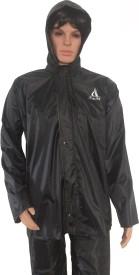 AASHI Solid Men's Raincoat
