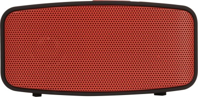 Yuvan SL BS144 FM USB/ SD Player With Mic Mini Portable Bluetooth Mobile/Tablet Speaker(Red, Stereo Channel)