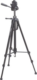 Simpex 4200 Tripod(Black, Supports Up to 3000 g)