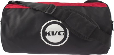 KVG Single Gym Bag Gym Bag(Black, Red)