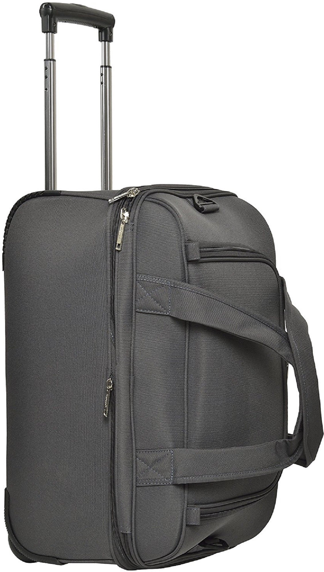 106eb8f74db Space Discovery (Expandable) Duffel Strolley Bag(Grey)