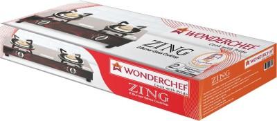 Wonderchef Zing Cooktop Glass Automatic Gas Stove
