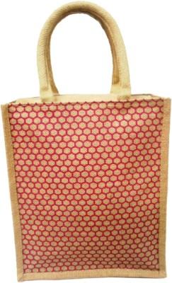 Seahawks Hand-held Bag(Brown, Red)