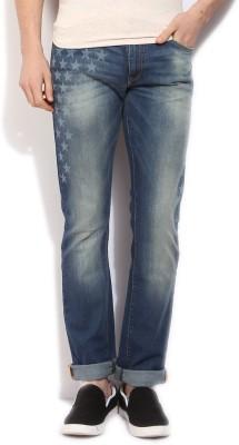 John Players Skinny Mens Blue Jeans