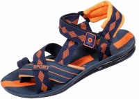 IndiStar Men Orange Flats