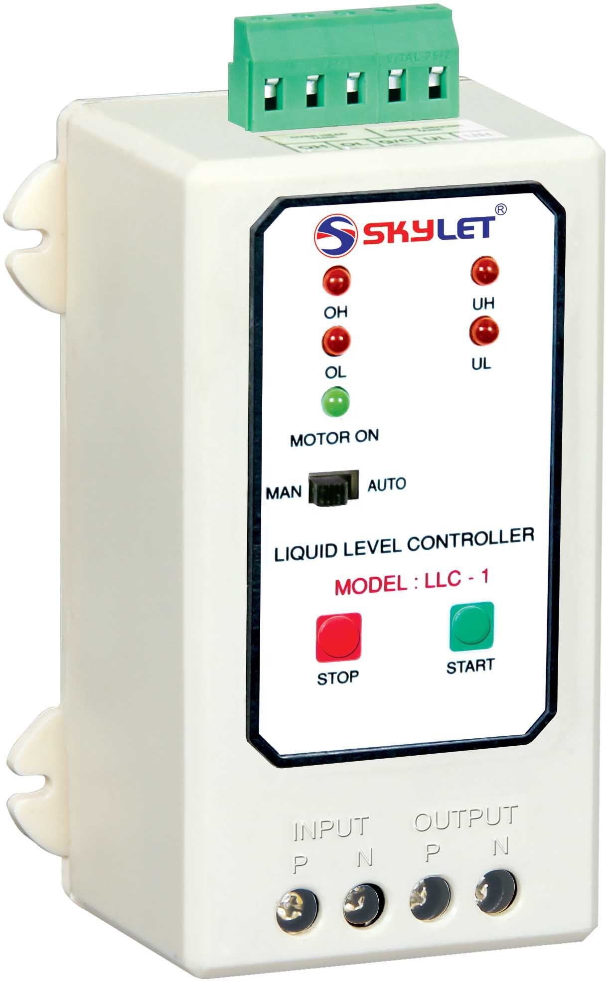 View SKYLET LLC1 water level controller Wired Sensor Security System Home Appliances Price Online(SKYLET)