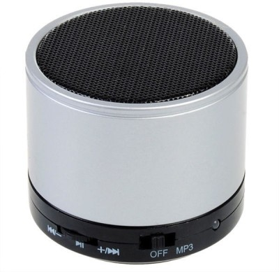 Jiyanshi S10(White) Portable Bluetooth Mobile/Tablet Speaker(White, 2.1 Channel)