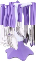Mukti Bright Cutlery Set Stainless Steel Serving Spoon Set(Pack of 24)