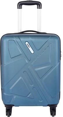 Safari TRAFFIK ANTI-SCRATCH Cabin Luggage - 21.65 inch(Green)